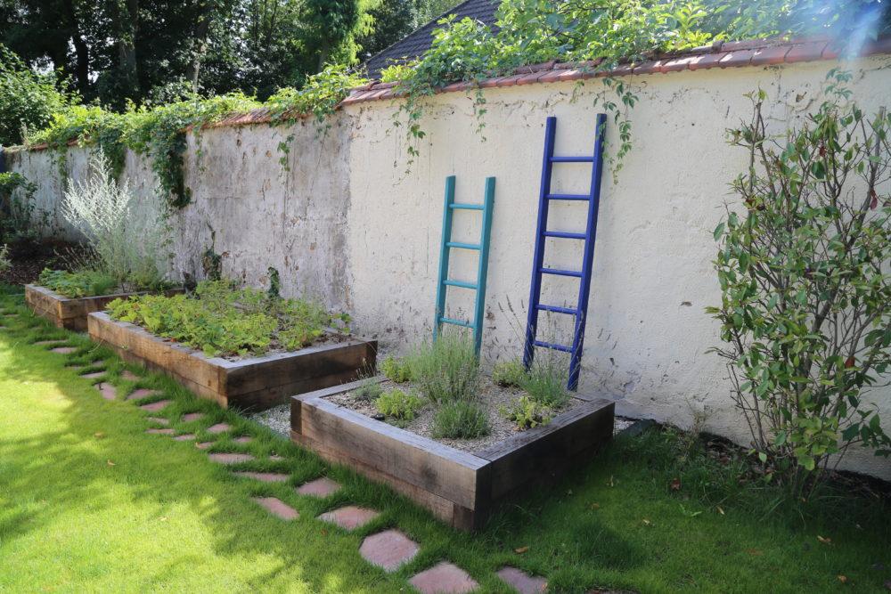 jardinier paysagiste val de marne felix pignoux jardin de fruits et plantes aromatiques. Black Bedroom Furniture Sets. Home Design Ideas
