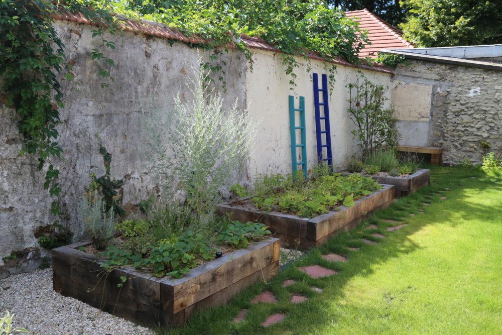 jardinier paysagiste val de marne felix pignoux limeil espace petits fruits plantes. Black Bedroom Furniture Sets. Home Design Ideas